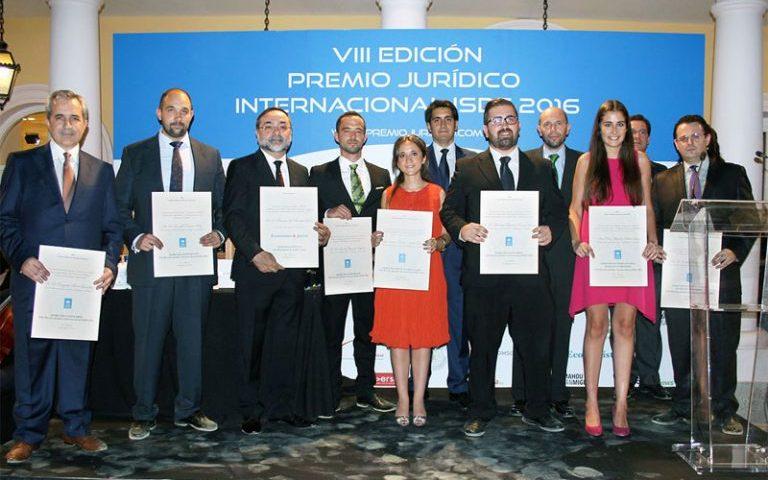 GO Legal Solutions y el Premio ISDE